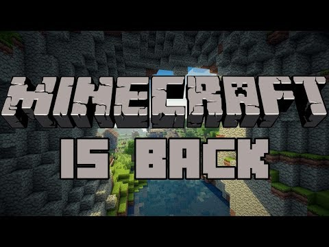 NEW MINECRAFT SERIES STARTING THIS WEEK! HYPE!