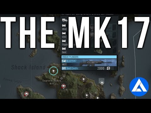 Ghost Recon Breakpoint How To Get The MK17