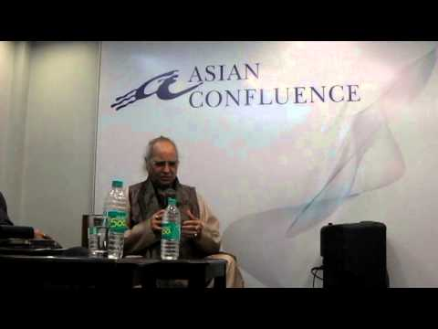 PANDIT JASRAJ AT THE ASIAN CONFLUENCE CENTER