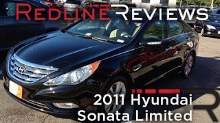 Hyundai SONATA 2011 Videos
