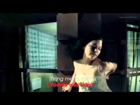 Evanescence   Bring Me To Life Lyrics   Sub Español Official Video