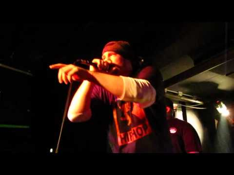 Diabolic- I Don't Wanna Rhyme @ The Studio at Webster Hall, NYC