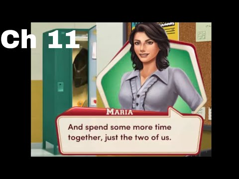 Choices:- High School Story Book 1 Chapter #11 Maria Romance (Diamonds used)