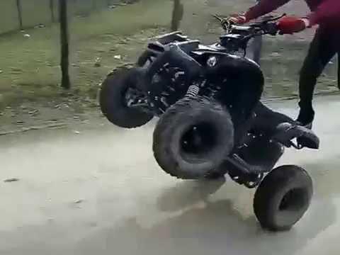 Atv yamaha 125cc