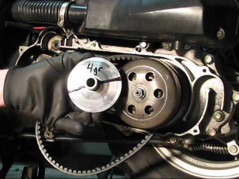 Peugeot speedfight 3 trim