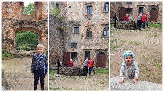 VLOG 9.09: Wyprawa pod ziemię # Zamek