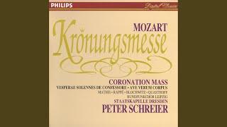 Mozart: Vesperae solennes de confessore in C, K.339 - 5. Laudate Dominum omnes gentes (Ps. 116 / 117)