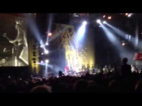 Die Toten Hosen - Drei Kreuze(das wir hier sind) / Ballast der Republik @ Leipzig Arena