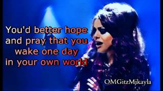 Cher Lloyd - Stay - Lyrics + Download Link