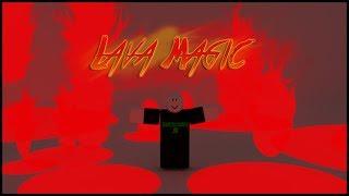 Roblox Script Showcase Episode#821/Lava Magic Powers