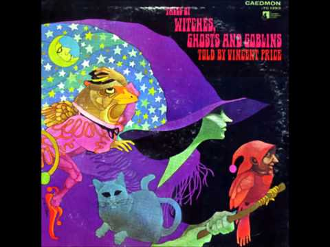 Vincent Price – Tales Of Witches, Ghosts And Goblins (Full Audiobook)