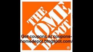 Home Depot Coupons 2013 Home Depot Printable Coupons