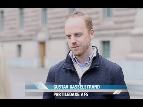Gustav Kasselstrand om invandring, valrörelsen och framtiden