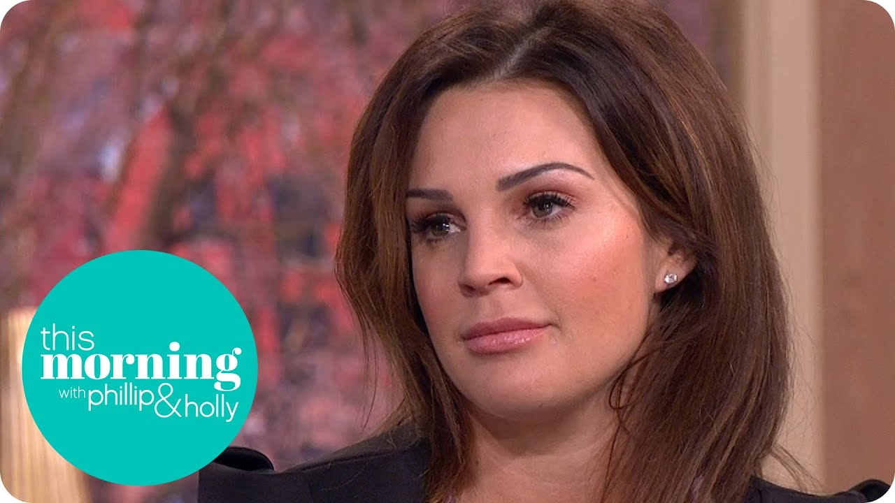 Emotional Danielle Lloyd Describes How Her Breast Implants Exploded | This  Morning