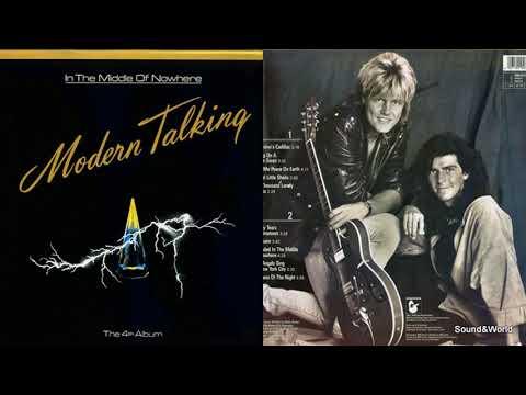 Modern Talking – The 4th Album (Vinyl, LP, Album) 1986.