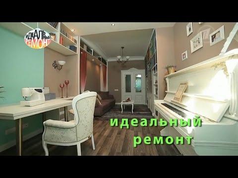"""в.6 """"Идеальный ремонт"""" Комната в сталинском доме"""