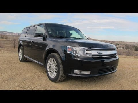 2013 Ford Flex 0-60 Mile High MPH Test Performance Test