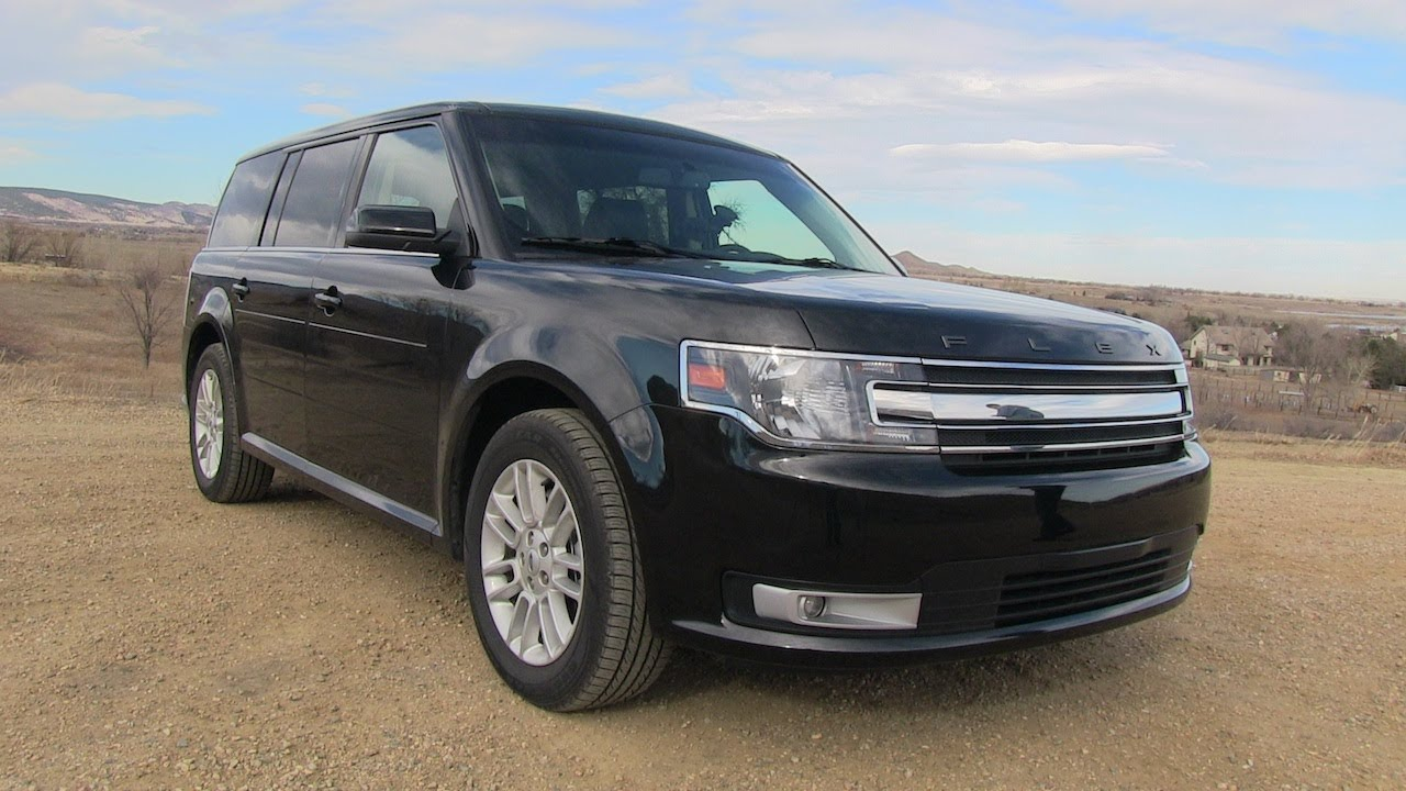 2013 Ford Flex 0 60 Mile High MPH Test Performance Test
