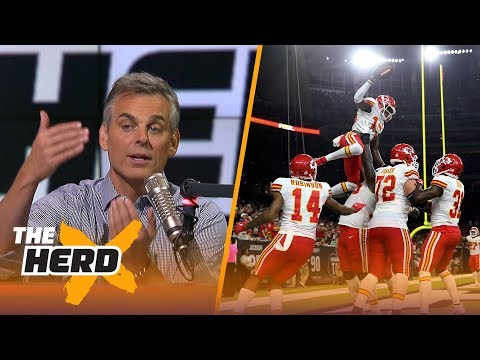 Herd Hierarchy: Colin's Top 10 NFL teams after 2017-18 Week 5 | THE HERD