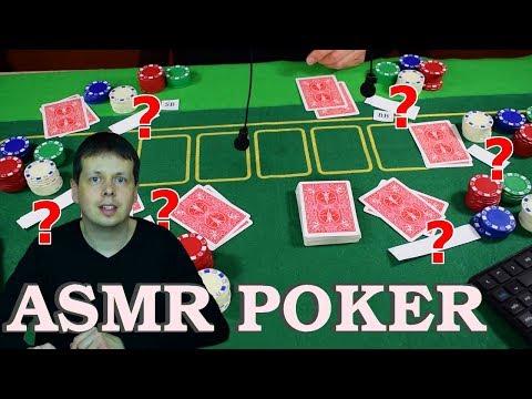 ASMR Blind Poker
