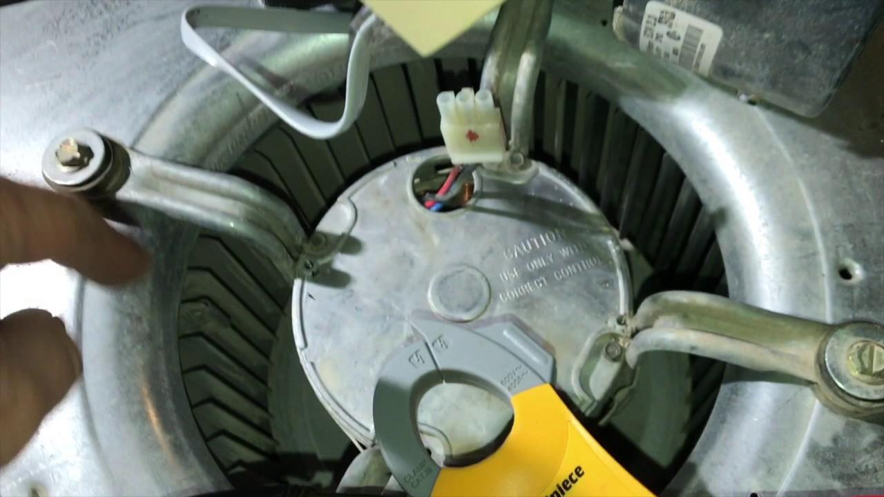Ecm furnace motor repair and troubleshooting youtube for Ecm blower motor tester