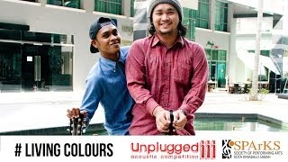 LIVING COLOURS - Unplugged 3 (2014) Acoustic Competition