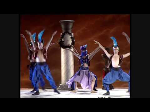 balletto del Sud - eleonora duse - promo