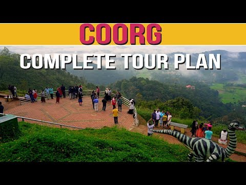 Coorg Tour | Coorg Tour Guide | Coorg Top Places To Visit | Coorg After Monsoon