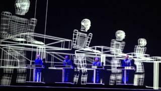 Kraftwerk @ Evoluon Eindhoven Boing Boom Tschak / Music non Stop