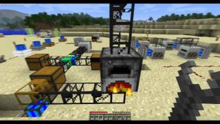 Minecraft MOD - BuildCraft - SOY INGENIERO!!!