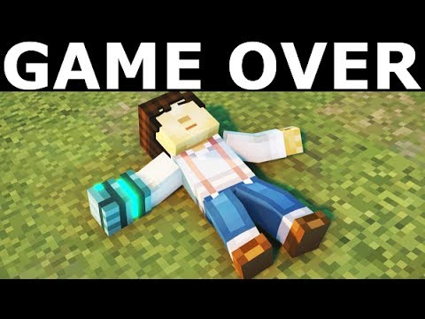 d179e6d23 All Game Over Scenes - Minecraft  Story Mode Season 2 Episode 1  Hero In  Residence