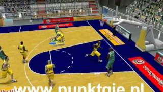 International Basketball 2010 gameplay