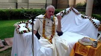 Бхагавад Гита 4.34 - Чайтанья Чандра Чаран прабху
