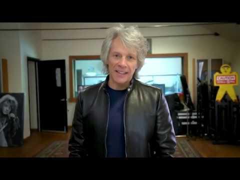 Bon Jovi Message For Mount Sinai Frontline Staff