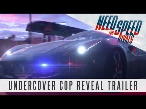 Need for Speed Rivals Trailer – Undercover Cop Reveal (Official 2013)