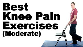 7 Best Knee Pain Exercises (Moderate) - Ask Doctor Jo