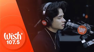 "Miguel Odron performs ""Weed"" LIVE on Wish 107.5 Bus"