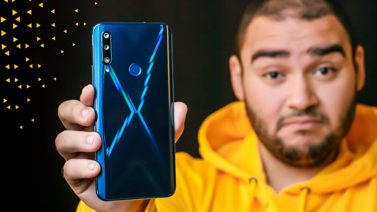 شبية الــ Honor 9X | تأثير الحظر الأمريكي !! مواصفات هاتف