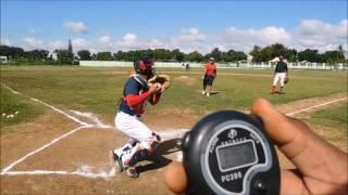 Oscar Rijo Castillo, Catcher