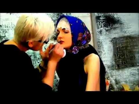 "á la Russe ""Russian fairy-tales"" shooting backstage 2012"