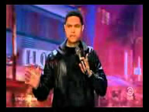 Download Trevor Noah Super Funny How To Be Black.3gp
