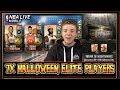 7x HALLOWEEN PEMAIN ELITE DALAM PAKET! | NBA LIVE MOBILE S3 TRUNK BUNDLE NIGHTMARES!