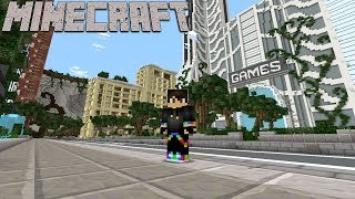 NEW SERVER, NEW GAMES! | Minecraft Cube Craft