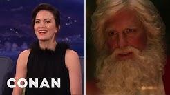 "Britt Lower Dated Santa In ""Man Seeking Woman"""