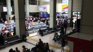 Asker Uğurlama Oğuzeli Airport Gaziantep