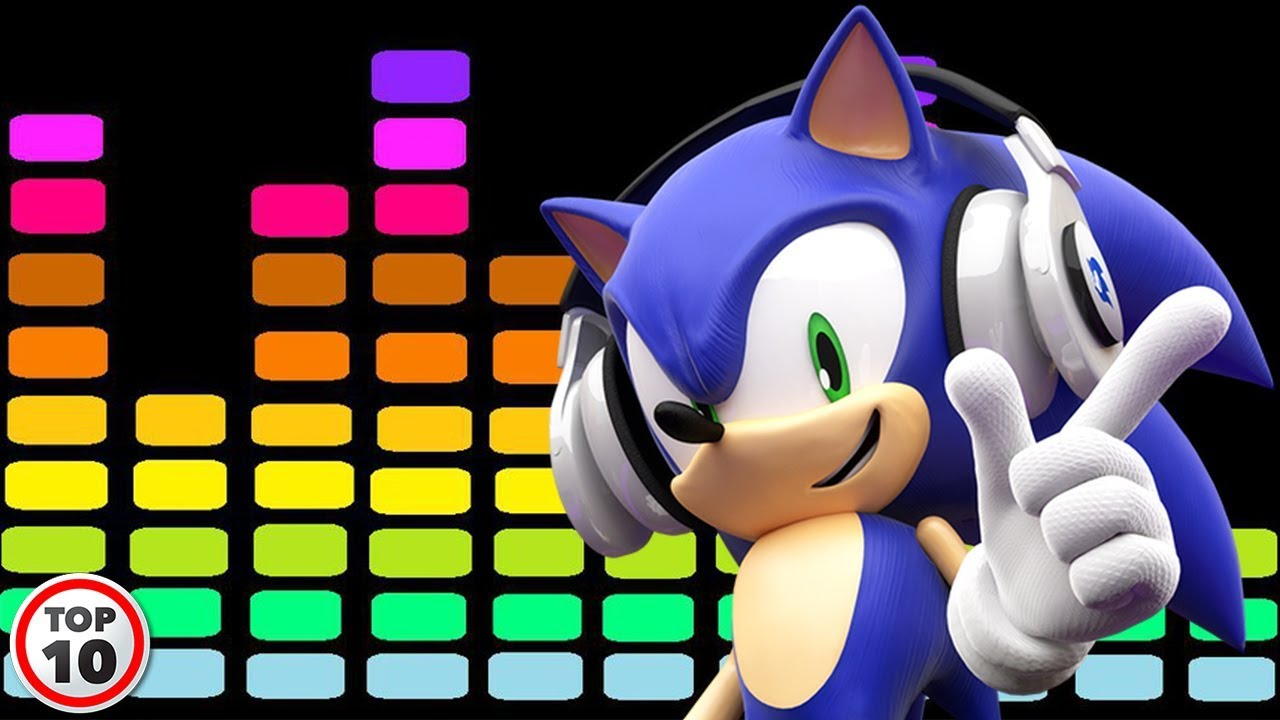 Top 10 Catchiest Sonic Songs