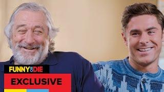Zac Efron Pitches Robert De Niro On Movie Reboots