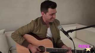 "Andy Grammer - ""Back Home"" (Acoustic Perez Hilton Performance)"