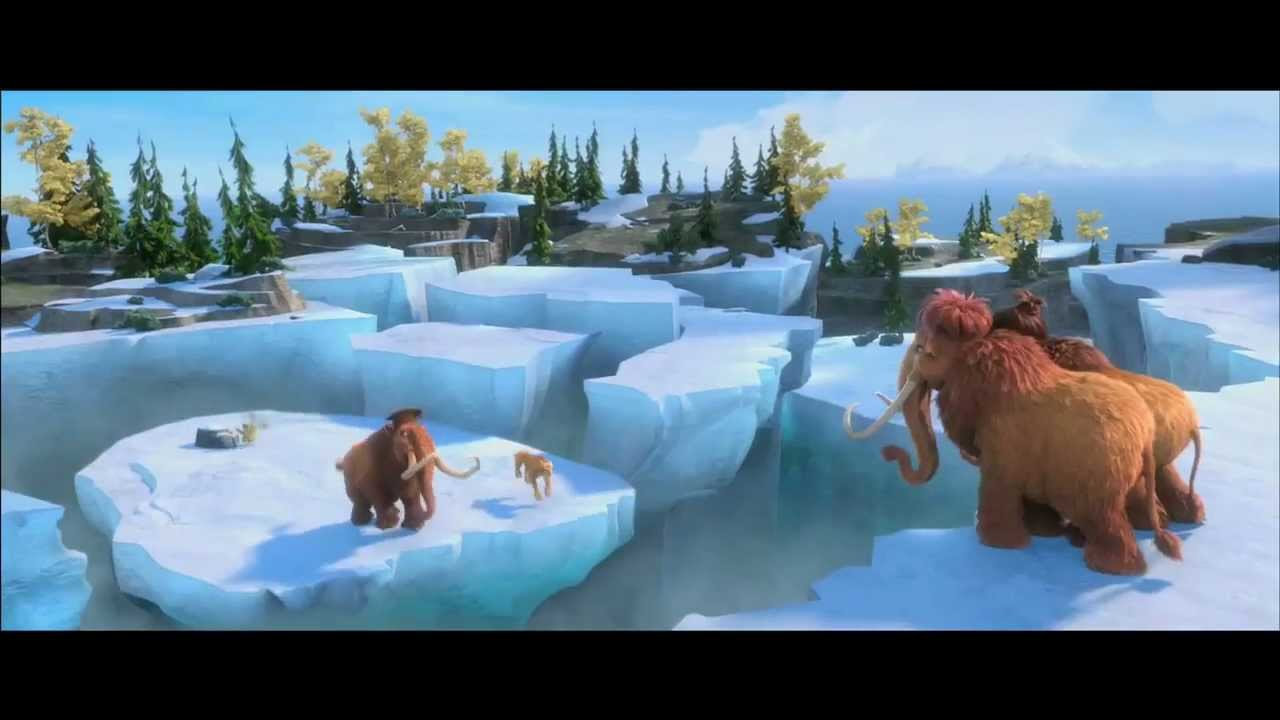 ICE AGE 4 CONTINENTAL DRIFT Official Trailer 2 [HD] - YouTube