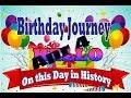 Birthday Journey April 4 New